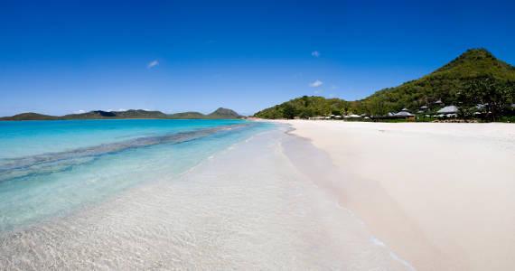 Luxusní pláž