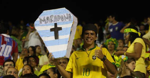 Argentina vs. Brazílie