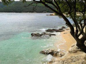 pláž Rabac
