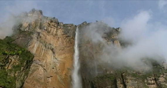 10 nejvyšších vodopádů na světě