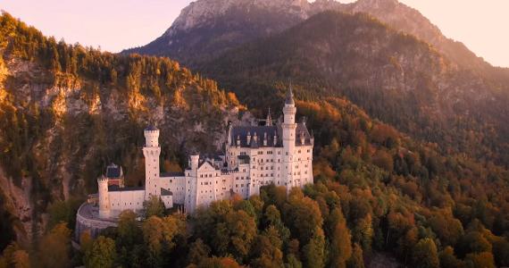10 nejlepších turistických atrakcí Německa