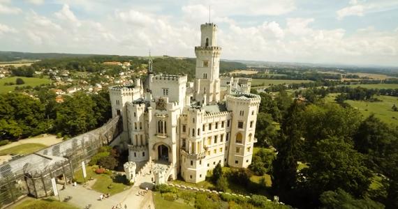 10 nejkrásnějších českých hradů a zámků