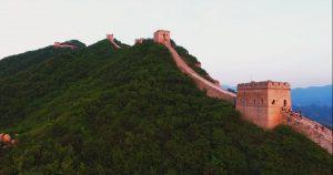 10 nejlepších turistických atrakcí v Číně